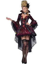 Halloween Vampire Costumes Halloween Vampire Dress Black Evil Gothic Witch Costume Cosplay