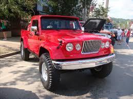 jeep prototype truck photo gallery bantam jeep heritage festival onallcylinders