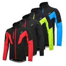 warm cycling jacket thermal cycling jacket winter warm bicycle mtb clothes windproof