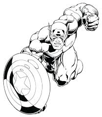 articles with captain america coloring pages civil war tag