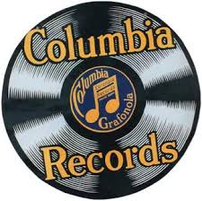 Columbia Records two-sided