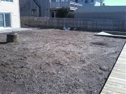 How To Regrade A Backyard What To Charge Grading U0026 Re Sod Lawn Lawnsite
