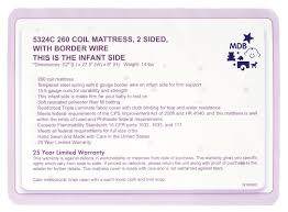 Serta Perfect Dream Crib And Toddler Bed Mattress by 100 Crib Mattress Dimension Serta Perfect Dream Crib And Toddler