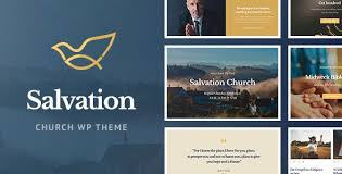 church themes from themeforest