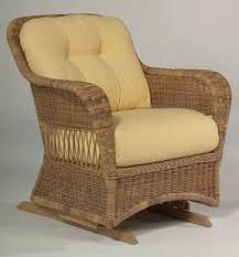 Glider Patio Furniture with Wicker Gliders Foter