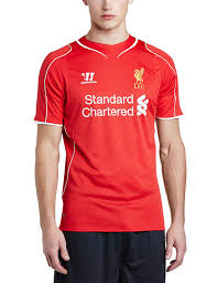 Warriors In Pink Clothing Amazon Com Liverpool Home Jersey 2014 2015 Clothing