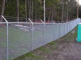 mini mesh chain link fabric tags hurricane fencing richmond va