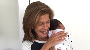it u0027s a hoda kotb announces she u0027s adopted a baby today com