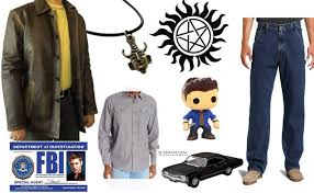 Fbi Halloween Costume Dean Winchester Costume Diy Guides Cosplay U0026 Halloween