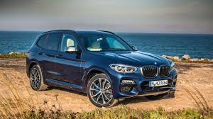2018 bmw x3 m40i a 355 horsepower suv worthy of the m badge