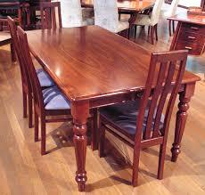 Jarrah Colonial Dining Table Dining  Boardroom Tables Boranup - Colonial dining room furniture