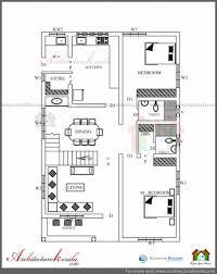 fascinating kerala 3 bhk single floor kerala house plan and