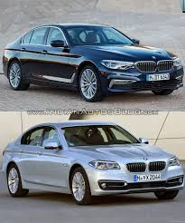 lexus vs bmw 5 series 2017 bmw 5 series vs 2014 bmw 5 series in images
