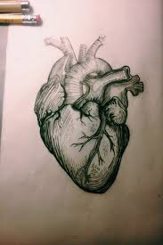 25 beautiful heart sketch ideas on pinterest sketches of love