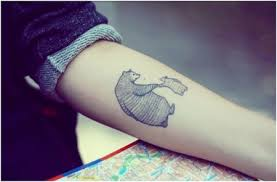 top 10 bear tattoo designs