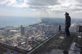 willis tower chicago on top of the sears tower chuck przybyl director of