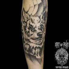wolf on arm best ideas gallery