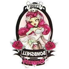 yeeech temporary tattoos sticker harajuku bombshell skull in