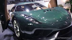 green koenigsegg regera koenigsegg regera 1500hp green carbon youtube