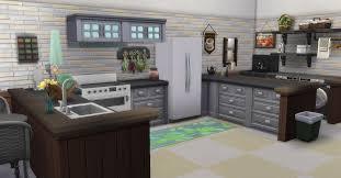how to make a corner kitchen cabinet sims 4 inspiration corner half walls everywhere simsvip
