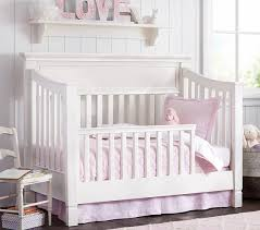 Pottery Barn Crib Mattress Reviews Larkin 4 In 1 Convertible Crib Pottery Barn