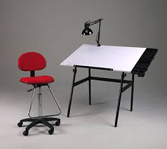 martin universal mxz drawing table berkeley classic 4 pc studio combo with drafting height chair