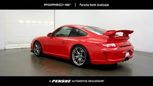 2010 porsche 911 gt3 2010 used porsche 911 gt3 at mercedes of chandler serving