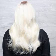lowlights on white hair 50 ideas for platinum blonde hair color silvery trend