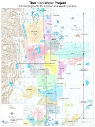County Map Of Colorado Infrastructure Coyote Gulch
