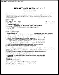 library page resume sle 100 images popular academic essay