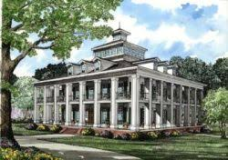 plantation style house plantation house plans house plans