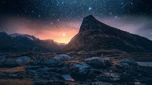 starry night on iceland wallpaper wallpaper studio 10 tens of