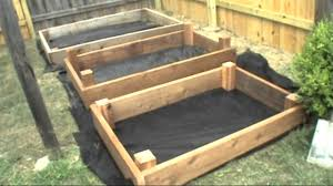 how to build vegetable garden boxes modelismo hld com