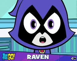 teen titans go raven wallpaper wallpapersafari