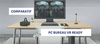 comparatif pc bureau bureau ordinateur fixe comparatif ordinateur bureau pc vr ready