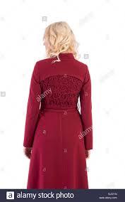 beautiful young muslim women wearing to islamic dress stock photo