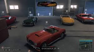 mafia iii garage car destruction youtube