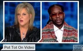 Nancy Grace Meme - watch 2 chainz battle nancy grace in televised pot debate billboard
