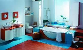 colorful bathroom ideas colorful bathroom design home interiores