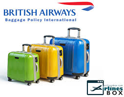 british airways baggage policy airlinesbox com