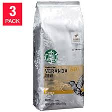 Starbucks Light Roast Ground Coffee Costco