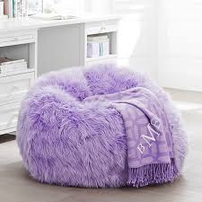 sofa captivating fuzzy bean bag chairs for kids ideal furry bean