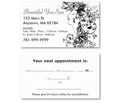 Salon Business Card Ideas How To Get The Most Out Of Your Salon Business Cards Uprinting