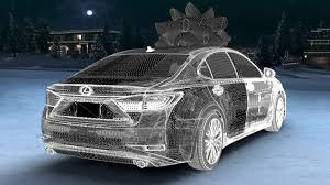 lexus christmas commercial mirada studios creates magical holiday tvc for lexus and team one