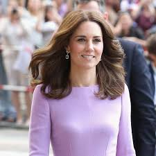 kate middleton u0027s lilac dress is a stealth style hit in germany vogue