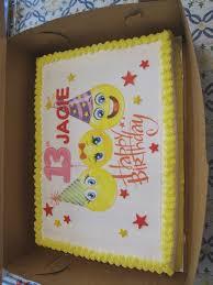 emoji birthday birthday cakes pinterest emoji birthdays and