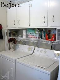 Decorate Laundry Room by Articles With How To Decorate An Unfinished Laundry Room Tag How