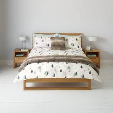 John Lewis Bedroom Furniture Uk John Lewis Winter Ski Scene Duvet Cover And Times 65 00