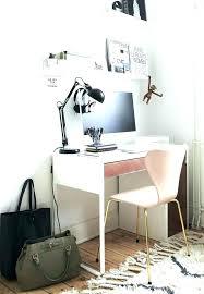 Ikea Small Desk Table Small Desk Ikea Modern Computer Cable Management Hack Interque Co