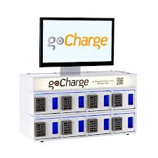 power play wall mounted charging station gocharge